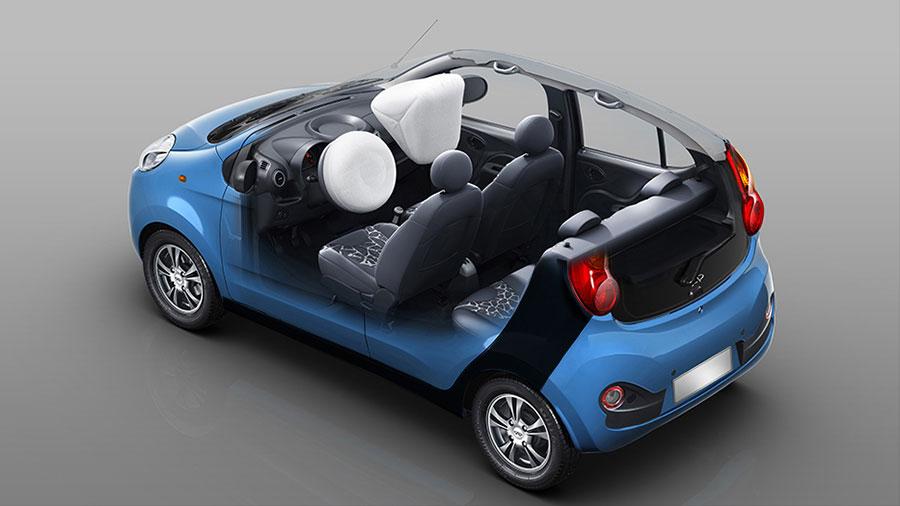 ایمنی خودرو MVM 110S sport