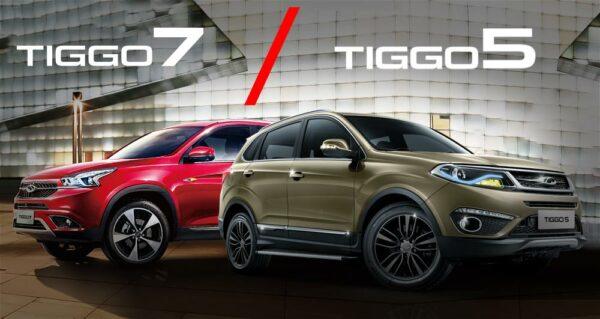 بررسی و مقایسه تیگو 7 با تیگو 5